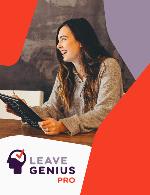 Get excited - you're about to manage leave like a pro with Leave Genius Pro!